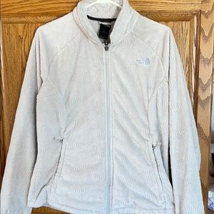 The North Face jacket.